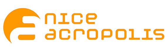 Logo Nice Acropolis